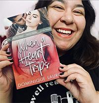 Author Dominique Laura
