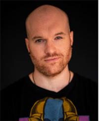Author Rob Jacobsen