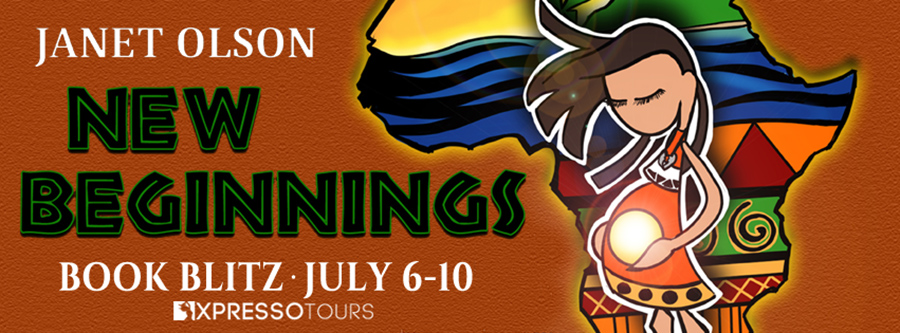 Welcome to the book blitz for NEW BEGINNINGS, a young adult contemporary romance, by Janet Olson