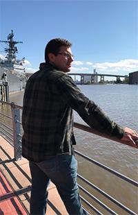 Author Joshua Magnotta
