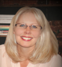 Author Kathleen Harryman