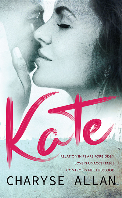KATE, a standalone new adult contemporary romance, by Charyse Allan