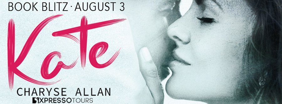 Welcome to the book blitz for KATE, a standalone new adult contemporary romance, by Charyse Allan