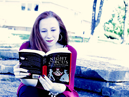 Author Emily Hornburg