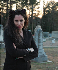 Author Rachel Hailey