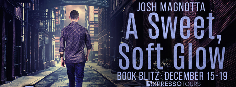 Welcome to the book blitz for A SWEET, SOFT GLOW, a stand-alone adult thriller, by Joshua Magnotta