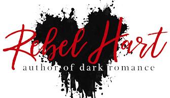 Dark Romance Author, Rebel Hart