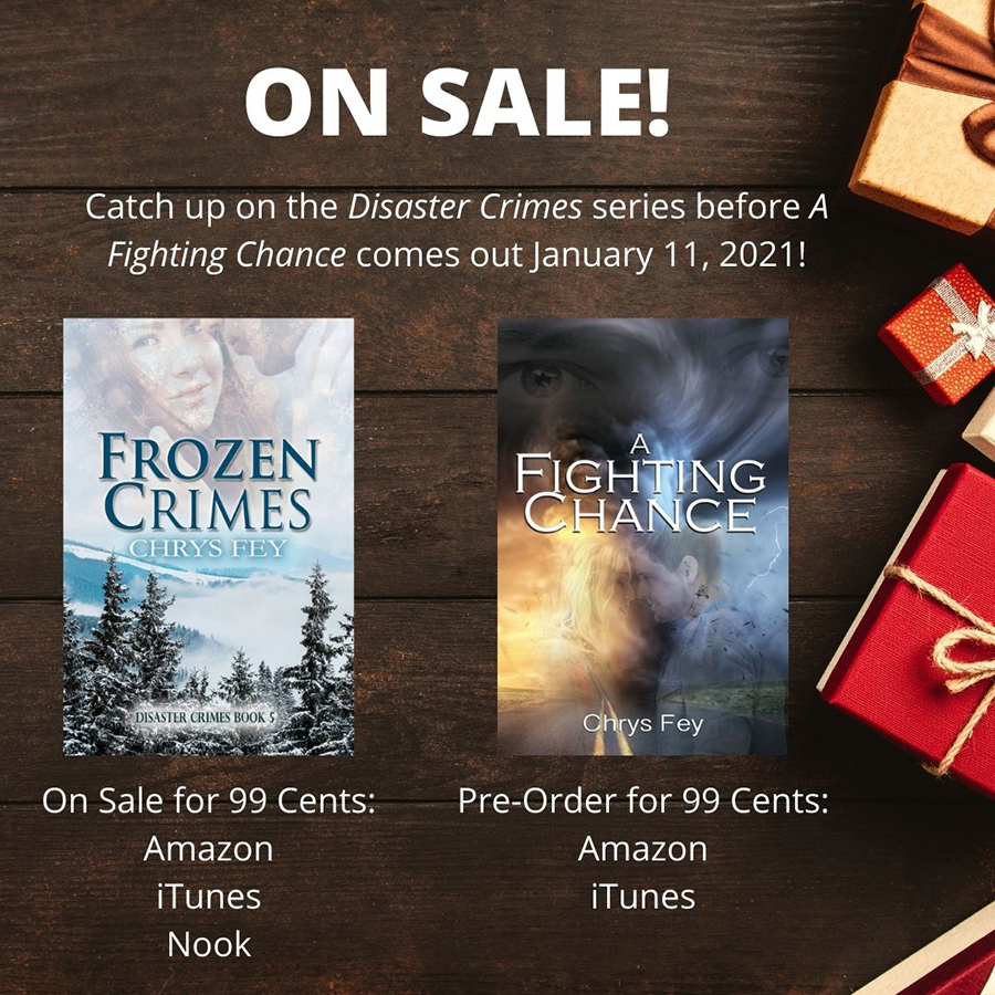 Disaster Crimes Series Sale