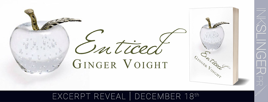 Welcome to the book blitz for ENTICED, the first book in the adult contemporary romance series, The Fullerton Family Saga, by Ginger Voight