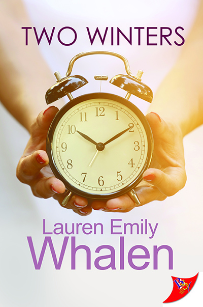 TWO WINTERS, a stand-alone young adult contemporary LGBTQ+ romance, Lauren Emily Whalen