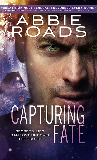 CAPTURING FATE, the second book in the adult romantic thriller series, Fatal Truth, by Abbie Roads