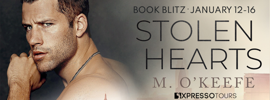 Welcome to the book Blitz for STOLEN HEARTS, the first book in the adult contemporary romance series, Hearts, by USA Today bestselling author, Molly O'Keefe