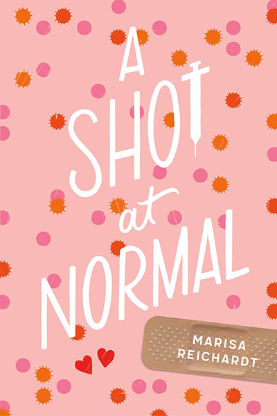 A SHOT AT NORMAL, a standalone young adult contemporary, by Marisa Reichardt