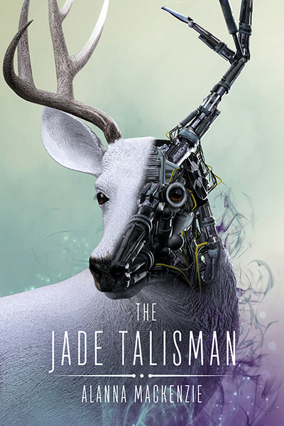 THE JADE TALISMAN, the second book in the adult science fiction/dystopian series, The Jade Chronicles, by Alanna Mackenzie