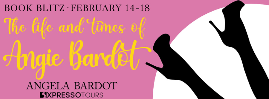 Welcome to the book blitz for THE LIFE AND TIMES OF ANGIE BARDOT, a humorous look at life after divorce by Angela Bardot