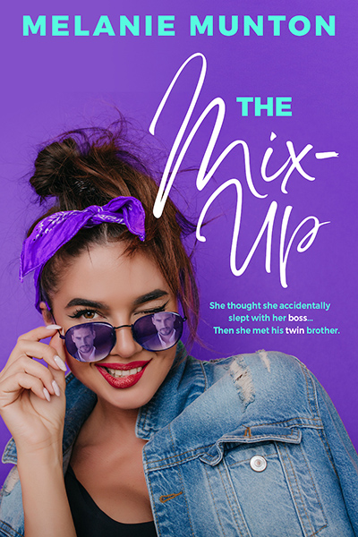 THE MIX-UP, the third book in the adult contemporary romantic comedy series, Southern Hearts Club, by Melanie Munton