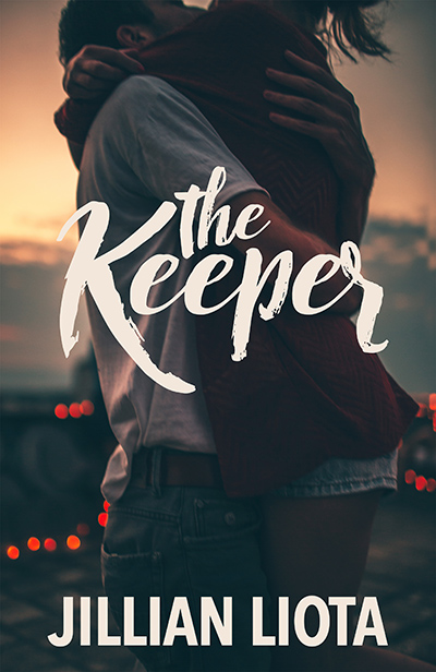 THE KEEPER, the first book in the adult contemporary romance duology, Keeper, by Jillian Liota