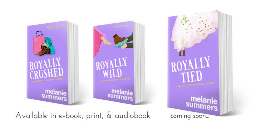 Crazy Royal Love Series