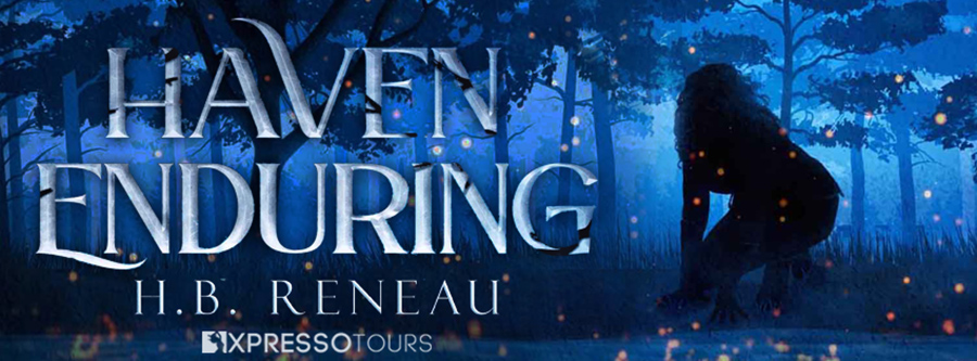 Author H.B. Reneau is revealing the cover to HAVEN ENDURING, the second book in her young adult fantasy series, The Legion of Pneumos, releasing July 15, 2021