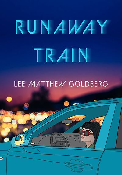 RUNAWAY TRAIN, the first book in the young adult contemporary series, Runaway Train, by Lee Matthew Goldberg