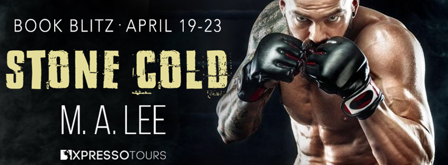 Welcome to the book blitz for STONE COLD, the second stand-alone book in the adult contemporary sports romance series, The Heavy Hitters, by M.A. Lee