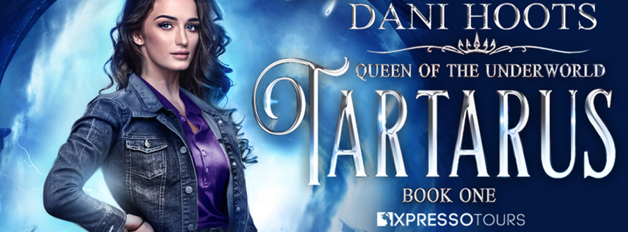 Author Dani Hoots is revealing the cover to TARTARUS, the first book in the young adult fantasy series, Queen of the Underworld, releasing July 13, 2021