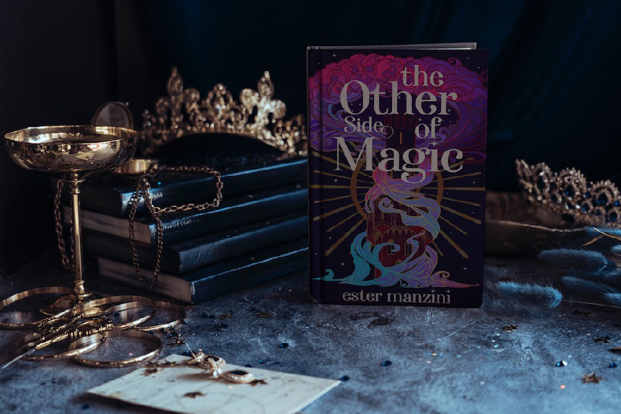 Read THE OTHER SIDE OF MAGIC, a standalone young fantasy by Ester Manzini now!