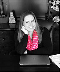 Author Jennifer Bonds