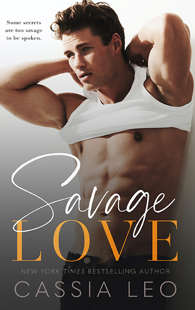SAVAGE LOVE, the first book in the adult contemporary romance series, Love Like This, by New York Times bestselling author, Cassia Leo