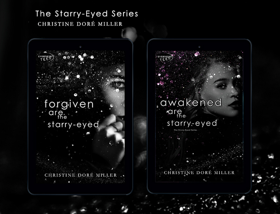 The Starry-Eyed Series, a young adult contemporary romance series by Christine Doré Miller