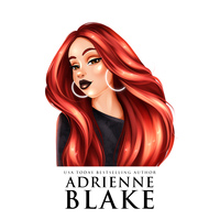 USA Today bestselling author Adrienne Blake