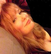 Author Britt DeLaney