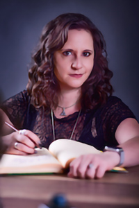 Author M.L. Tishner
