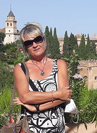 Author Nina Croft