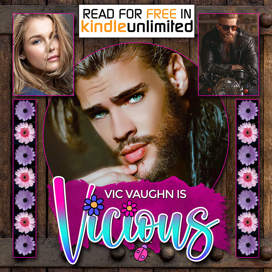 Teaser from VIC VAUGHN IS VICIOUS, a standalone adult contemporary romantic comedy, by USA Today bestselling author J.A. Huss