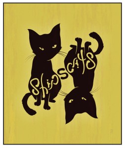Ship'sCats-typography