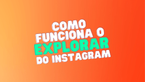 explorar do instagram
