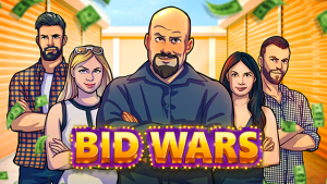 Bid Wars, a hip hop inspired soundtrack