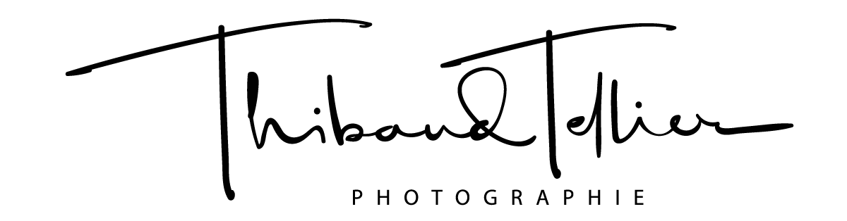 Logo Thibaud Tellier Photographie