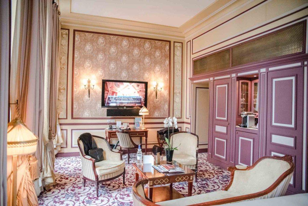 Chambre - Hôtel Bordeaux
