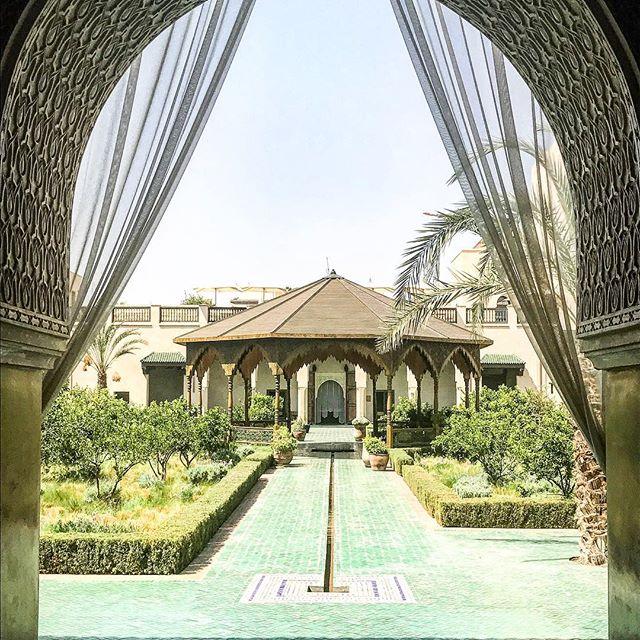 Maroc - Marrakech - Le jardin secret