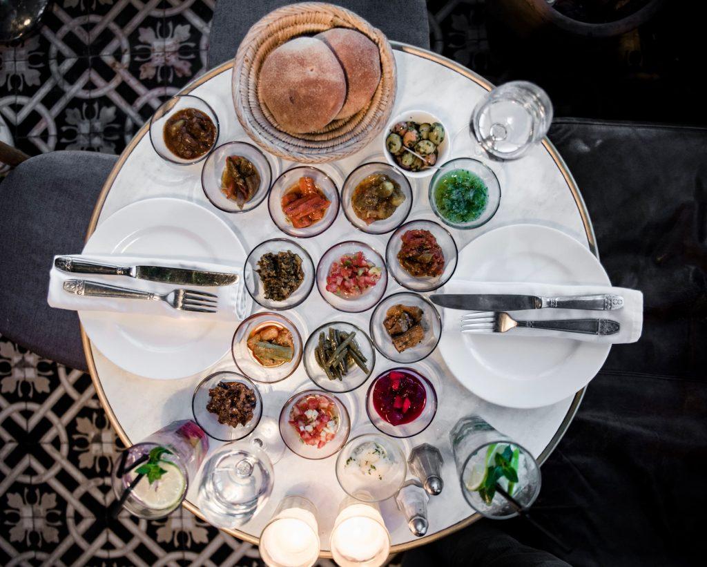 Le Salama Marrakech - Restaurant - Entrée