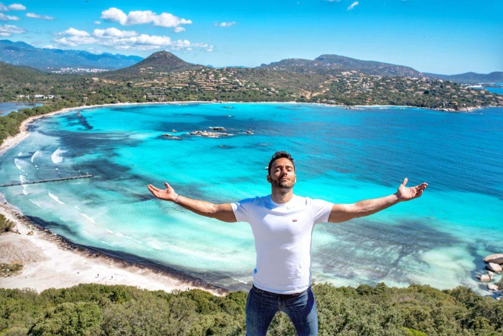 Baie de Santa Giulia | Porto-Vecchio | Corse | Amazing beach view