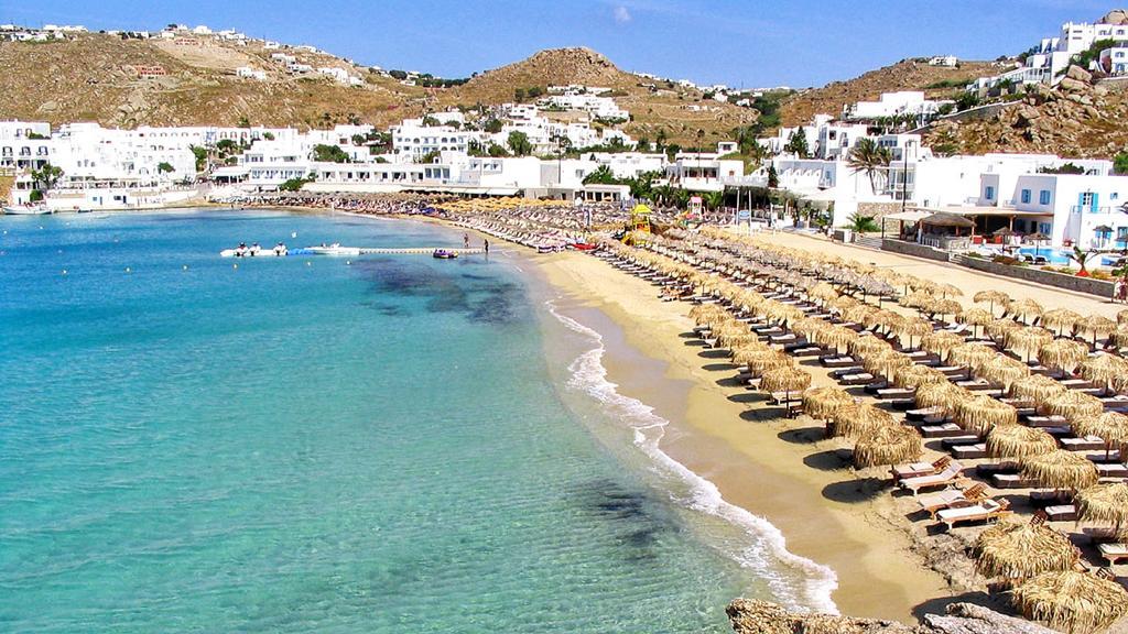 beach - plage | Platis Yialos