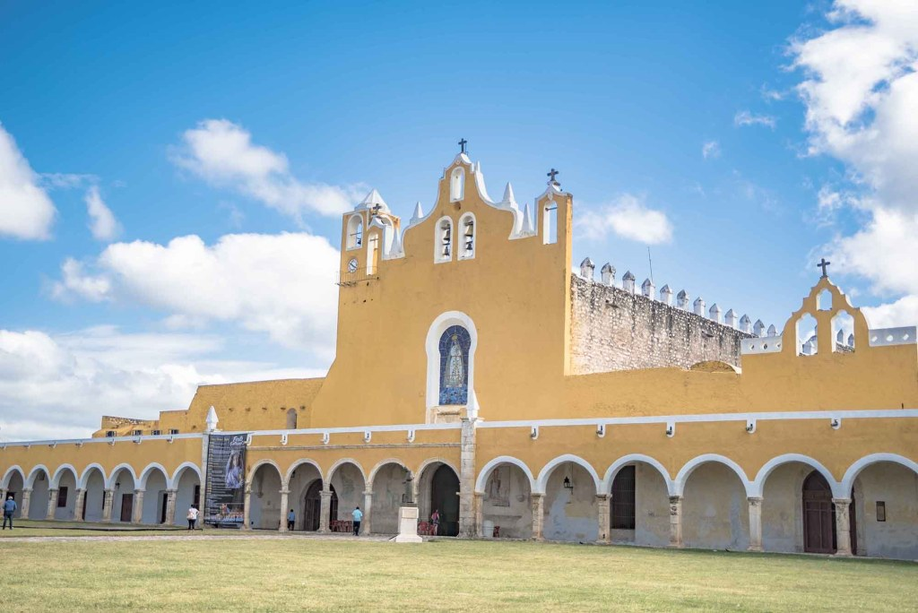 Mexique - Road Trip - Yucatan - Izamal