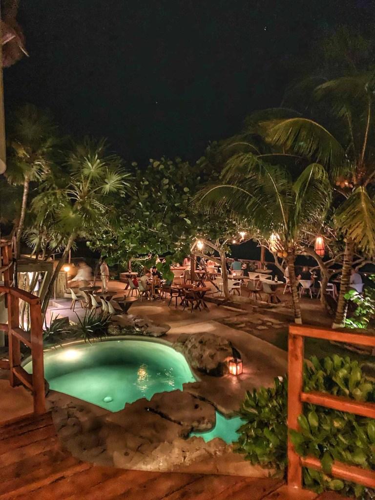 Mexique - Road Trip - Tulum - Mezzannine Hotel