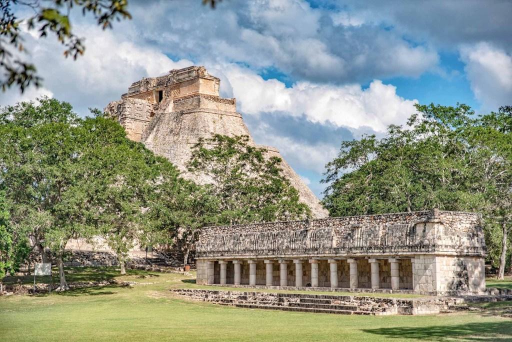 Temple Uxmal