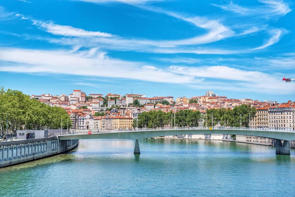 Balade sur les quais de Lyon