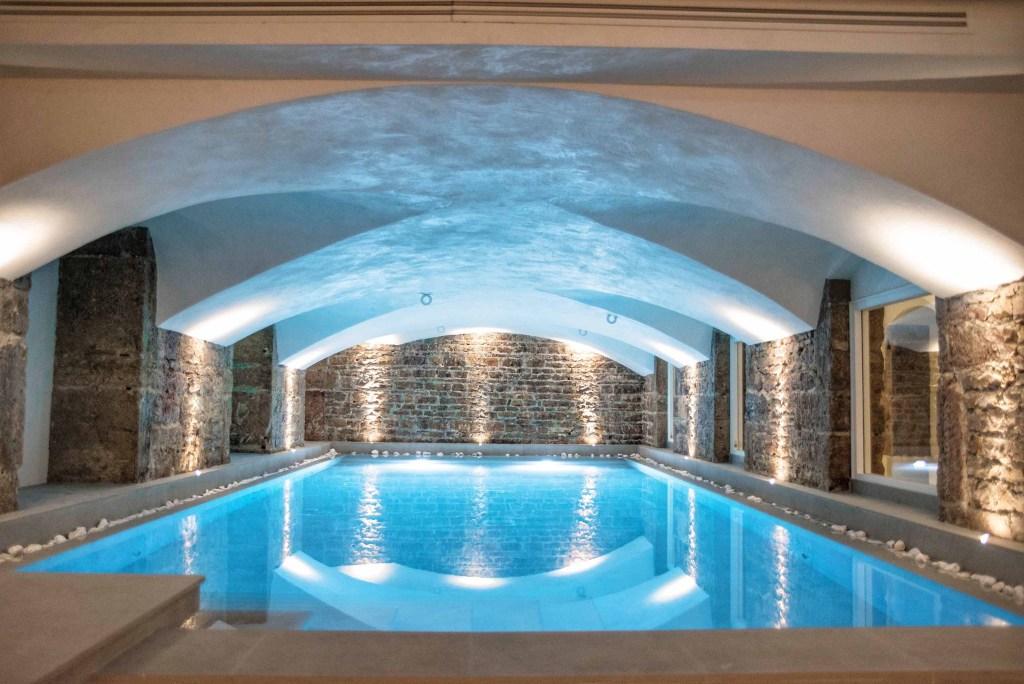 SPA | piscine Hôtel 5 étoiles Lyon