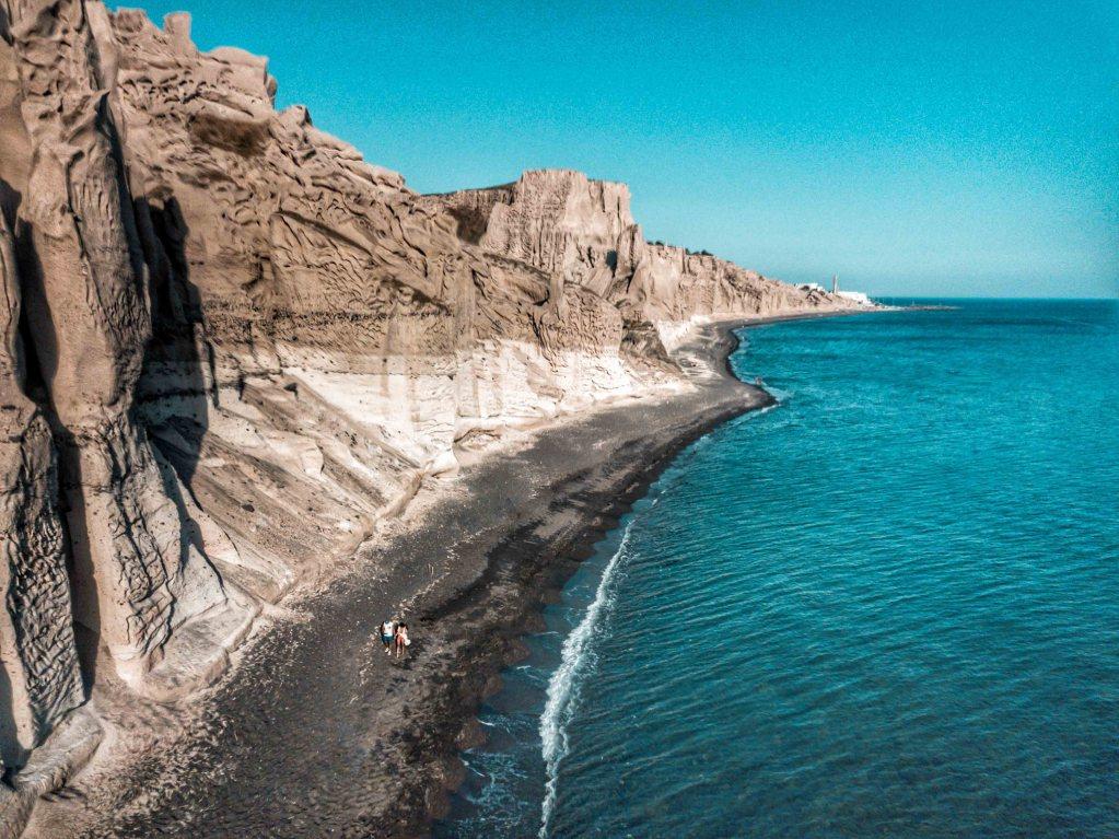 Santorin Vlychada Beach